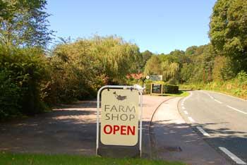Chirk Trout Farm Shop